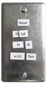 Nature itself is a wild bore