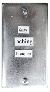 Guilty Aching Bouquet