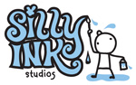Silly Ink Studios logo ©2012 Christian McDaniel