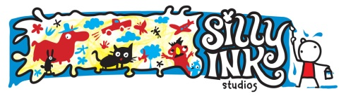Silly Ink Studios banner