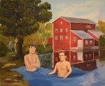 """Good Clean Fun"" by original artist and Marla Goodman, 2014"