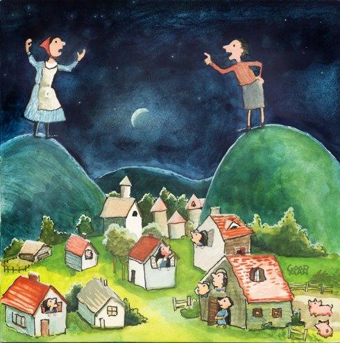 Marla Goodman Illustration
