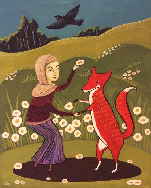 marla goodman illustraiton