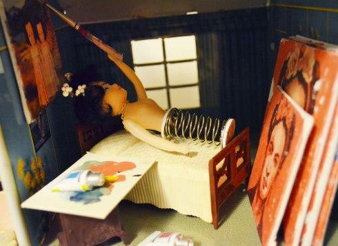 Frida-painting