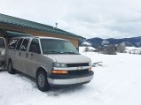 Art Mobile of Montana visits about 65 rural and underserved schools a year.