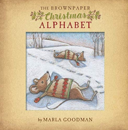 The Brownpaper Christmas Alphabet