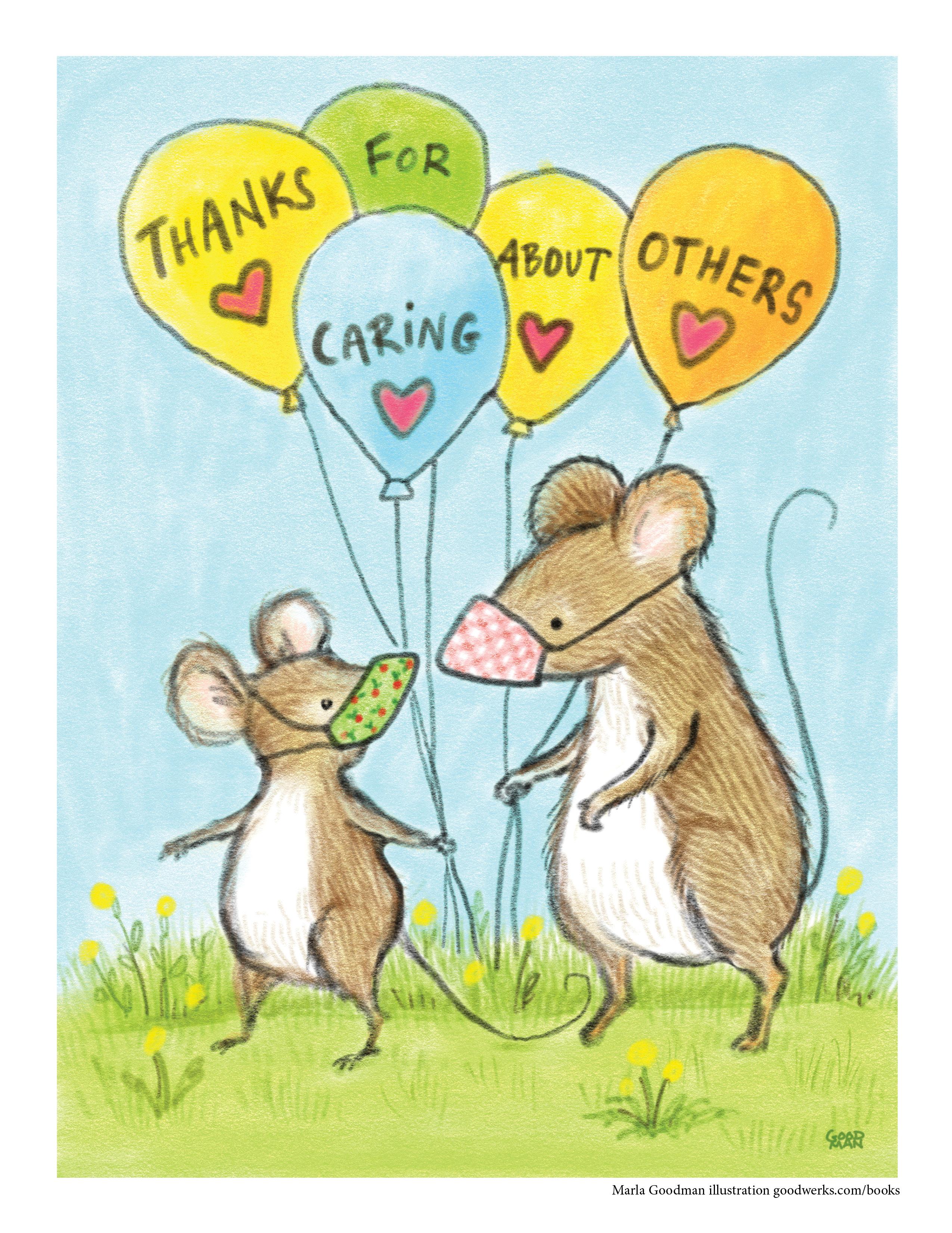 thanks for caring-full